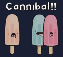CANNIBAL! Kids Tee