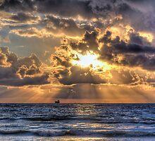 Morning Mooring -- Miami Beach, Florida by njordphoto