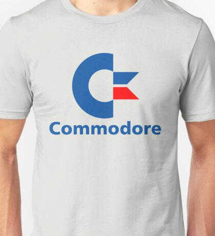 Classic Commodore C64 Graphic Tee Unisex T-Shirt