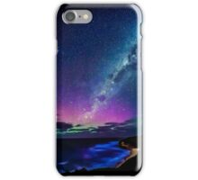 Bells Beach Aurora Australis iPhone Case/Skin