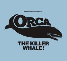 ORCA The Killer Whale 1977 by Slithis