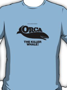 ORCA The Killer Whale 1977 T-Shirt