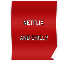 Netflix and Chill? Poster