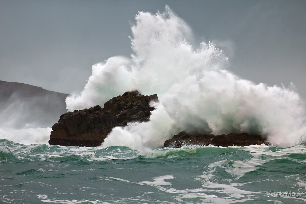 Storm Lord Series 1 Dingle Peninsula Ireland by Chris May