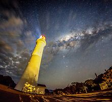 Aireys Inlet Lighthouse by Russell Charters