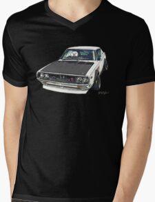 Kenmeri GTR Mens V-Neck T-Shirt