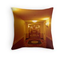 Hallway  ^ Throw Pillow