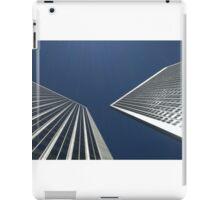Twinned Towers iPad Case/Skin