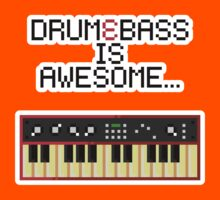 Drum and Bass is Awesome... by velbright