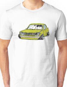 hakosuka Stanced Unisex T-Shirt