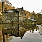 Gibson Mill by Chris Plumstead
