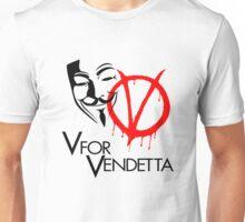 V For Vendetta  Unisex T-Shirt