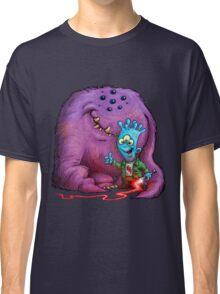 A boy and his Grogg Classic T-Shirt