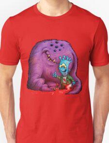 A boy and his Grogg Unisex T-Shirt