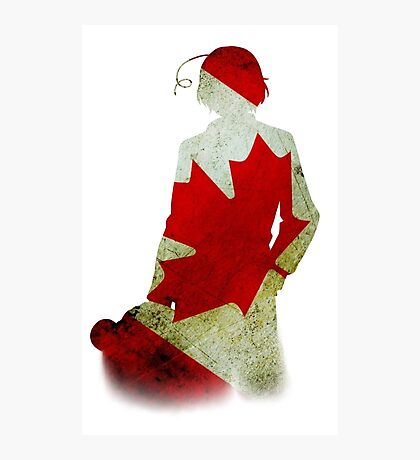 APH Canada Photographic Print