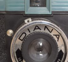 Diana Camera Sticker