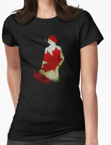 APH Canada Womens Fitted T-Shirt