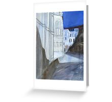 Firenze 2 Greeting Card