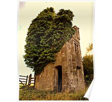 Possibly the Smallest Castle in the UK Poster