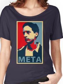 Meta Women's Relaxed Fit T-Shirt