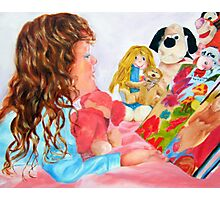 Toys story Photographic Print