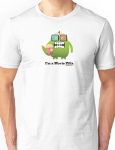 I'm a Movie Zilla Unisex T-Shirt