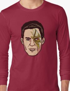 Time Traveller Long Sleeve T-Shirt