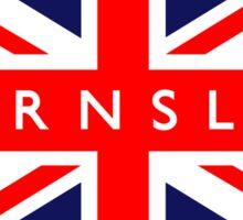 Barnsley UK British Union Jack Flag Sticker