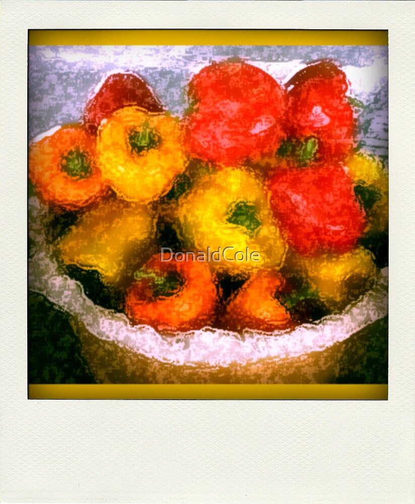 Fruit in the baskit by DonaldCole