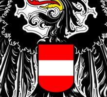 Austria Coat of Arms Sticker