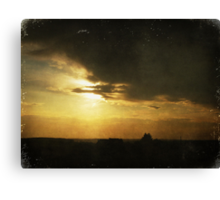 A Small World After All Canvas Print