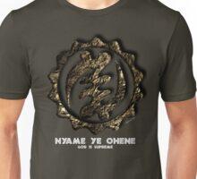 NYAME YE OHENE God is Supreme Unisex T-Shirt