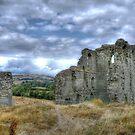 """""""Clun Castle"""" by Bradley Shawn  Rabon"""