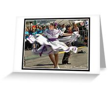 FIESTA Indianapolis 6 Greeting Card