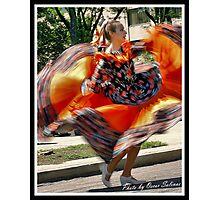 FIESTA Indianapolis 9 Photographic Print