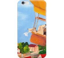 Leaving Home iPhone Case/Skin