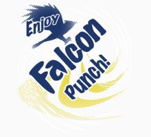 Falcon Punch! One Piece - Short Sleeve