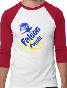 Falcon Punch! Men's Baseball ¾ T-Shirt