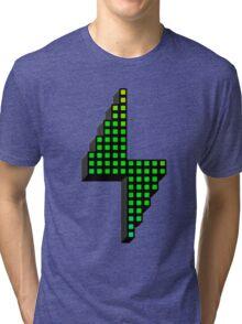 Pixel Powerhouse Tri-blend T-Shirt