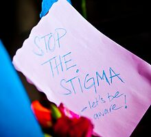 Stigma by Ruben D. Mascaro