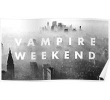 Modern Vampires of the City Poster