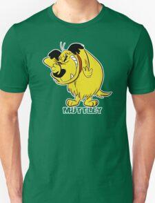 MUTTLEY FUNNY T SHIRTS T-SHIRTS WACKY RACES CARTOON ANT HILL MOB Hanna Barbera Unisex T-Shirt