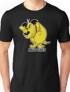 MUTTLEY FUNNY T SHIRTS T-SHIRTS WACKY RACES CARTOON ANT HILL MOB Hanna Barbera Unisex T-Shirt