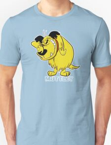 MUTTLEY FUNNY T SHIRTS T-SHIRTS WACKY RACES CARTOON ANT HILL MOB Hanna Barbera T-Shirt