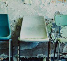 3 Chairs Sticker
