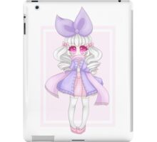 Ribbon Girl iPad Case/Skin