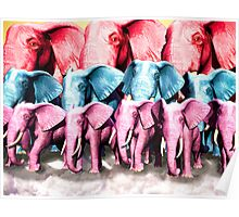 If Wishes Were Elephants... Poster