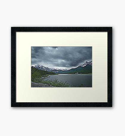 A Wilderness Moment Framed Print