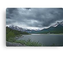 A Wilderness Moment Canvas Print