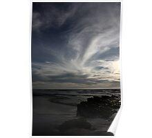 Blue skies 9337 Poster